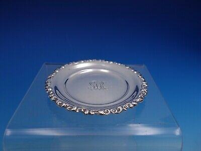 Louis XV by Whiting-Gorham Sterling Silver Butter Pat Marked #3834 (#4190)