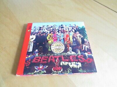 THE BEATLES - Sgt. Pepper's Lonely Hearts Club Band (2009) - CD - Remastered