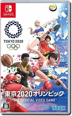 Nintendo Switch Tokyo 2020 Olympics The Official Video Game