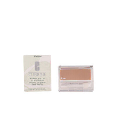 Maquillaje Clinique mujer ALL ABOUT SHADOW super shimmer #07-at dusk 2,2 gr