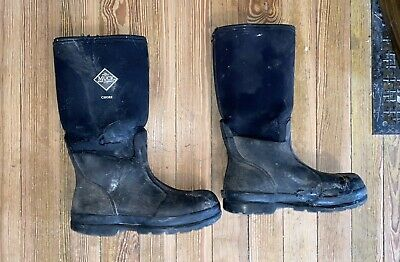 Used Men's Muck Boots Size 9