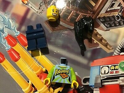 Lego Hank Haystack from set 70813 Rescue Reinforcements Lego Movie NEW tlm043