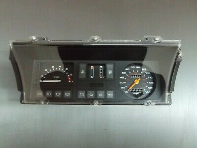 Ford Fiesta xr2 mk2 clocks speedo gwo