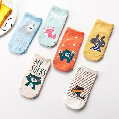 New!!! 2019 Spring Autumn Winter Baby Cotton Socks Boys Girls Newborn Infant