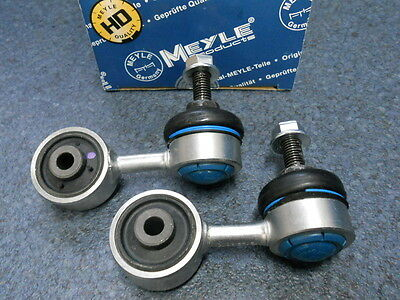 For BMW E30 E36 Drop Links Meyle HD Set Left Right Front Axle
