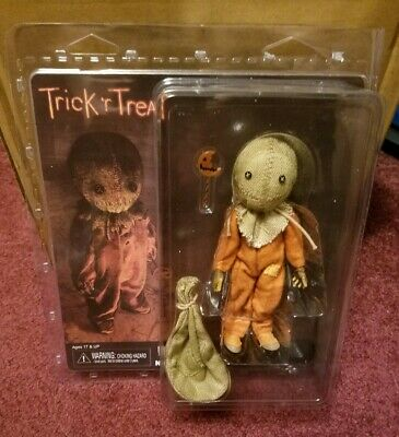 "Trick R Treat - 6"" Scale Clothed Action Figure – Sam - NECA NIP"