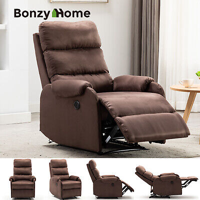 Swell Modern Electric Recliner Chair Chaise Lounge Cushion Sofa Pabps2019 Chair Design Images Pabps2019Com