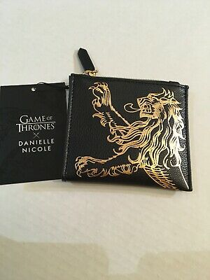 NEW Danielle Nicole Game Of Thrones Coin Purse $22.99 + Free Shipping