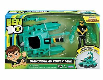 Ben 10 Ultimate Alien Veicolo – Diamond Head Power Tank