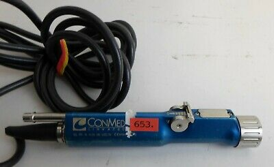 Conmed Linvatec Advantage Turbo D9920  chirurgisches Instrument  mk 653 rot
