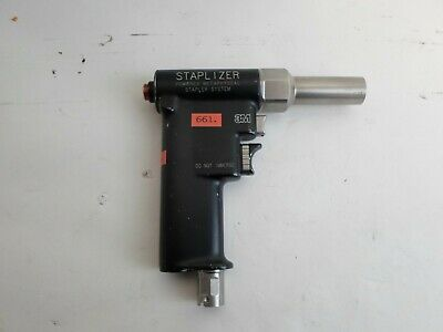ConMed Staplizer  Powered Metaphyseal  chirurgisches Instrument  mk 661 rot