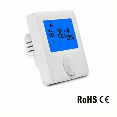 HY06WE WiFI Intelligent Temperature Controller Electric Heating Thermostat#^