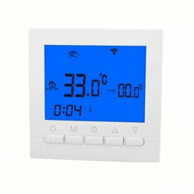 HY02B05H Intelligent Temperature Controller WiFi Electric Heating Thermostat#^