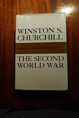 Winston Churchill - Second World War -Vol III Cassell 2nd Edition (1964) HB