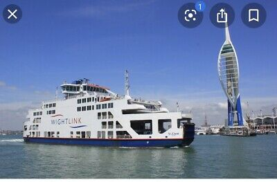 WightLink Ferry Discount Code 20% Off Short/ Long Break Voucher Isle Of Wight
