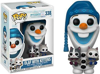 Frozen - Olaf with Kittens Funko Pop! Animation #338 - New in Box
