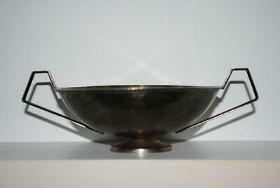 Rar Vintage Antique Russian Soviet USSR Solid Sterling Silver 875 Candy Dish