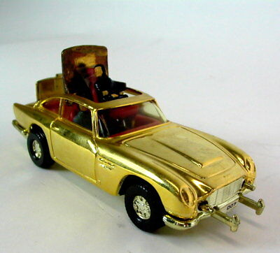 Corgi Toys - James Bond Goldfinger Aston Martin DB5 - 30th Anniversary
