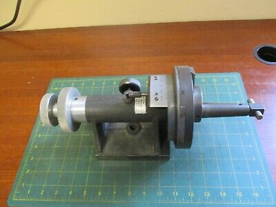 Machinist Tools * Grinding Wheel Dresser * Last Word * Centerline 3.400