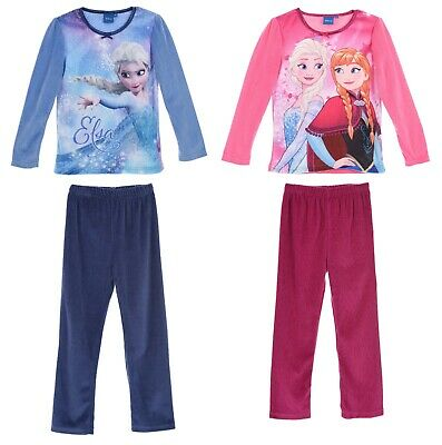 La Reine Des Neiges, Pyjama Long Fille