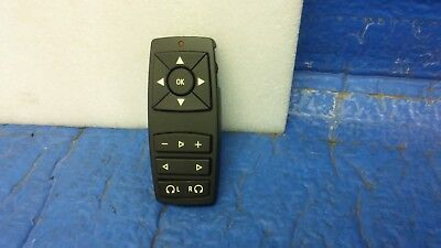 BMW X5 X6 2007-2013 Audio Video Remote Control OEM