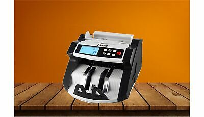 Aibecy Automatic Multi-Currency Cash Banknote Money Bill Counter Counting N8D6