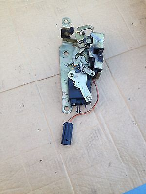 Mercedes Smart Car Door Lock Mechanism Drivers Side 2001 Model
