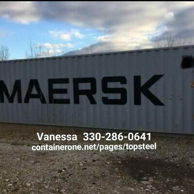 Steel Conex / Cargo / Conex Storage / Shipping Container