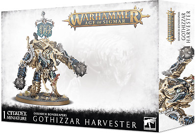 Warhammer Age of Sigmar Ossiarch Bonereapers Gothizzar Harvester Tomb Kings