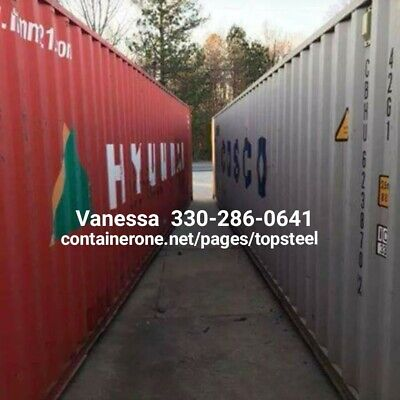 Steel Conex/ Cargo/ Storage / Shipping Container