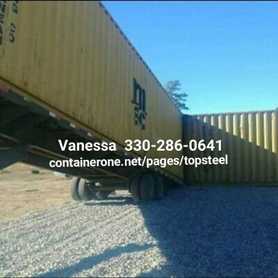Steel Conex /Cargo /Storage / Shipping Container