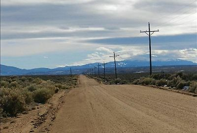 5 Acre Colorado Land, Power Nearby! Road! No Reserve! Cash Sale!