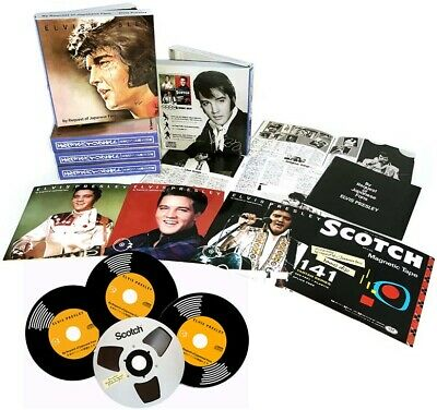 Elvis Collectors 4 CD ELVIS BY REQUEST OF JAPANESE FANS