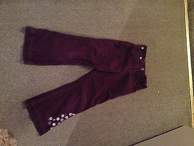 Girl M/s trousers age 5 Years