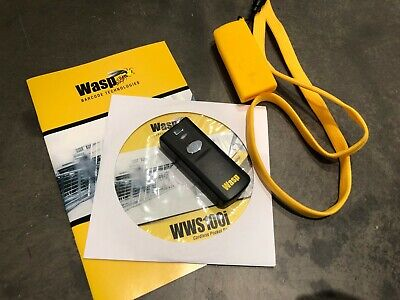 Wasp WWS110i Pocket Barcode Scanner Mini Bluetooth