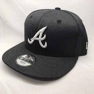 New Era Youth Atlanta 9FIFTY Snapback Boys