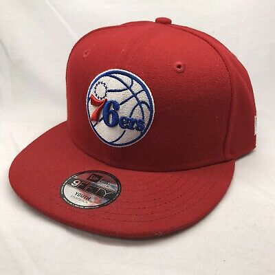 New Era Youth 76ers 9FIFTY Snapback Boys