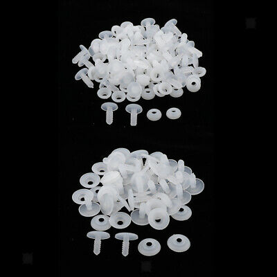 20/30Set Plastic Animal Joints for Dolls, Soft Toys/Teddy Bear Making Crafts