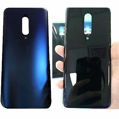 For OnePlus 7 Pro Phone Battery Back Cover Rear Door Glass Housing Case Replace