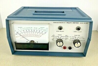 Vintage HEATHKIT Multimeter Model IM-5284