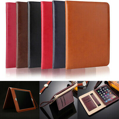 """Luxury Leather Wallet Smart Stand Case Cover For Apple iPad 7th Gen 10.2"""" 2019 !"""