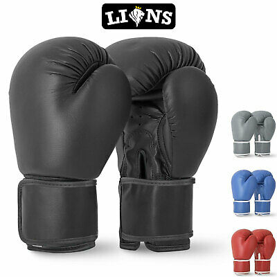 4oz Boxing Gloves for Kids Toddlers Aged 2-5 Sparring Punch Bag Training MMA