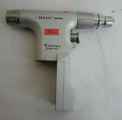 ConMed Hall reamer Surgical 5048-03  chirurgisches Instrument  mk 701 rot