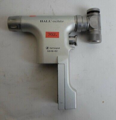 ConMed Hall Oscillator Surgical 5048-02  chirurgisches Instrument  mk 702 rot