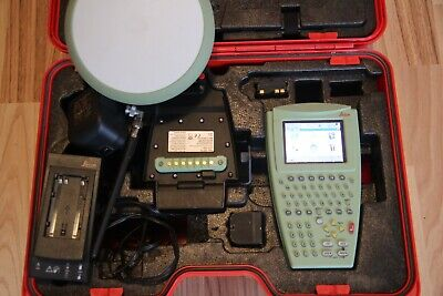 Leica GNSS ATX1230 GG set with RX1250XC and 3G