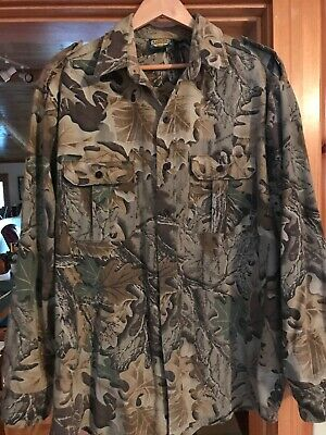 CABELAS Mens Long Sleeve Camouflage Hunting Outdoors Shirt. Size XL. EUC!