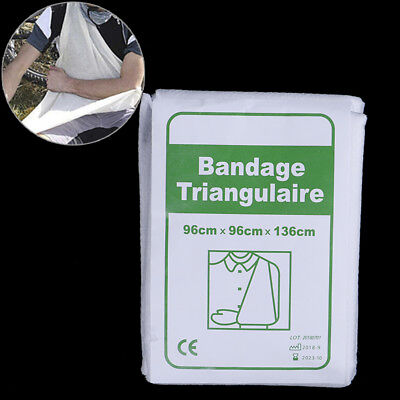 Outdoor Travel First Aid Medical Gauze Triangle Bandage Gauze Roll EmergencyR8Y