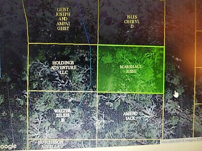 4465 sq feet (.1025 acres) Henderson, AR- 1 mile to Norfork Lake - NO RESERVE