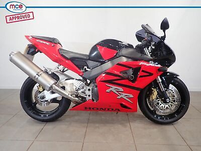 Honda CBR 1000 RR Fireblade Red Spares or Repairs Restoration Project Donor Bike