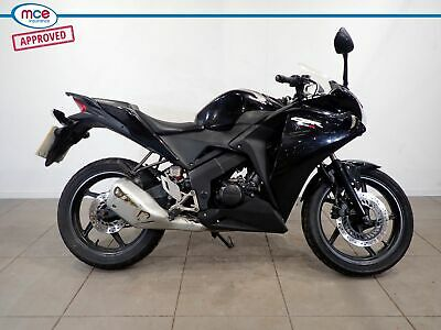 Honda CBR 125 Black 2011 Spares or Repairs Restoration Project Donor Bike